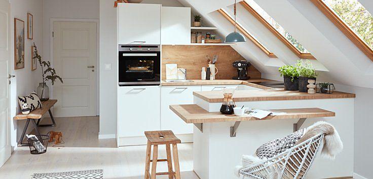 Küche Dachapartment –  5.848,00 €