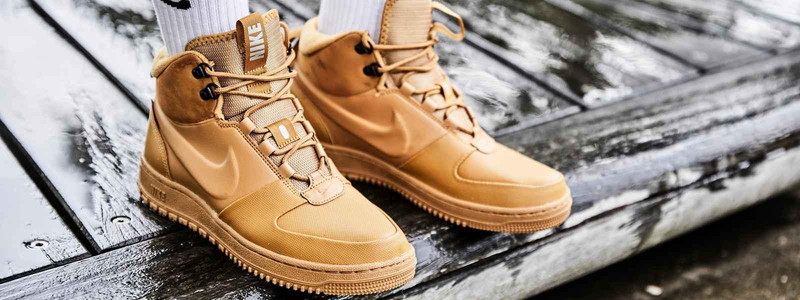 Herren High-Top Sneaker