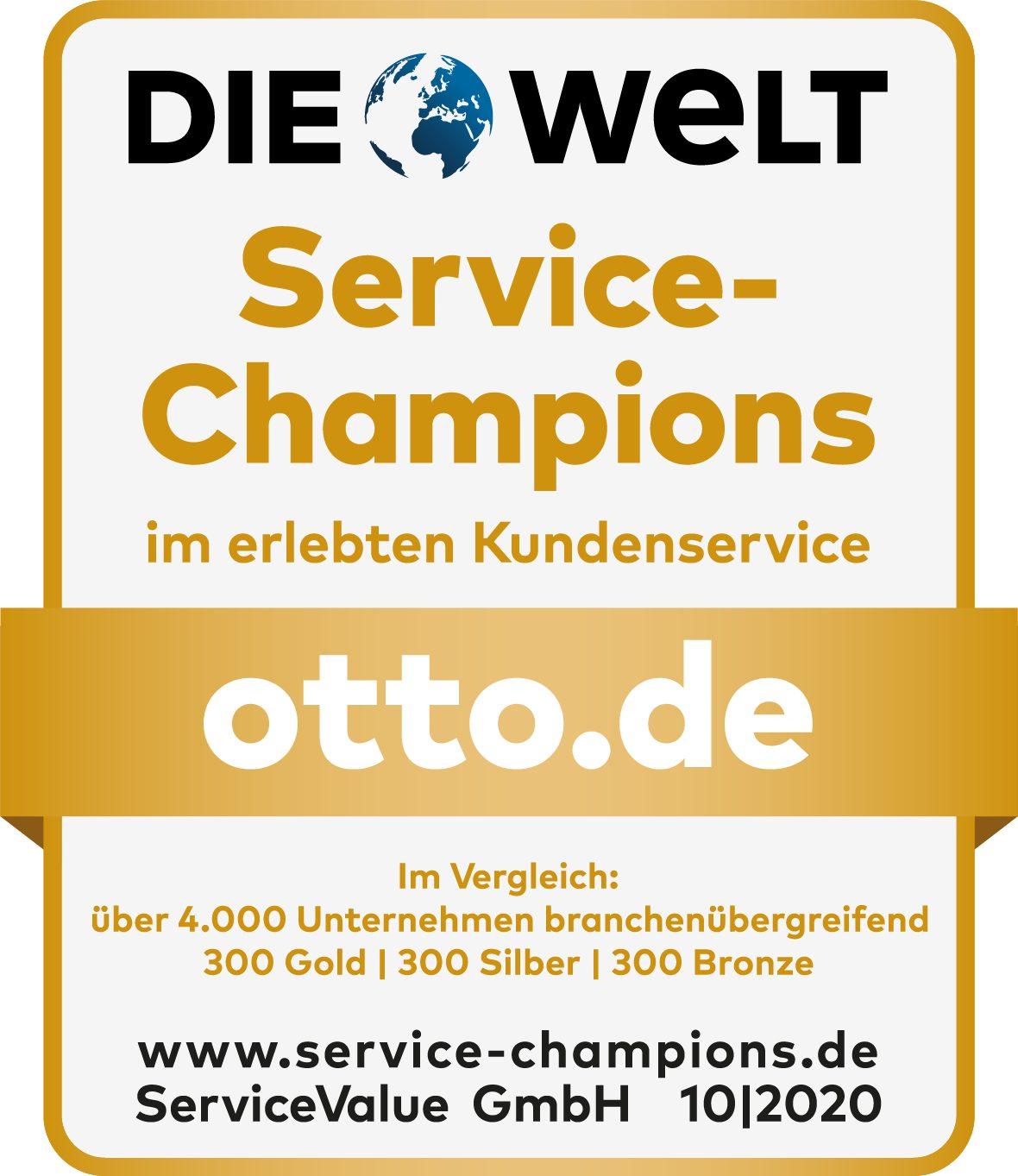 Service Champion Gold