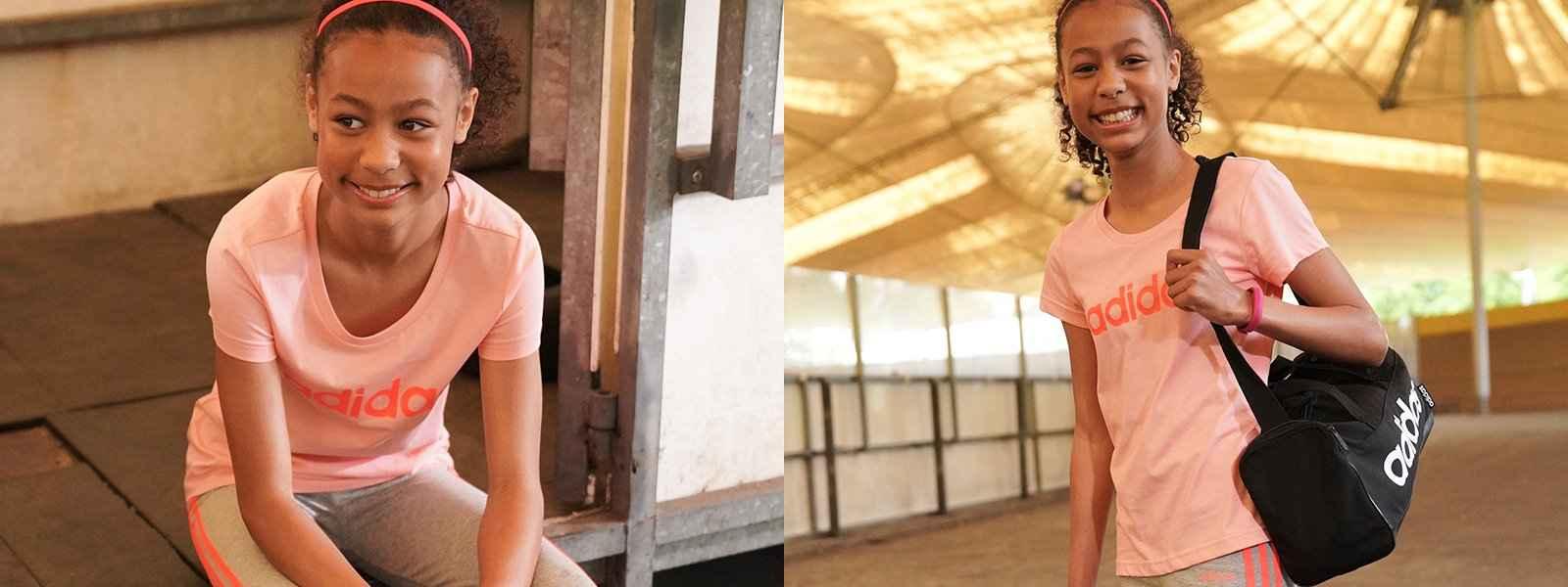 Mädchen Sportshirts