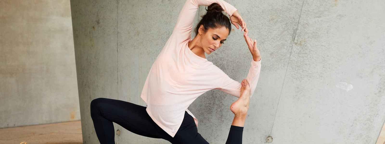 Yoga und Pilates