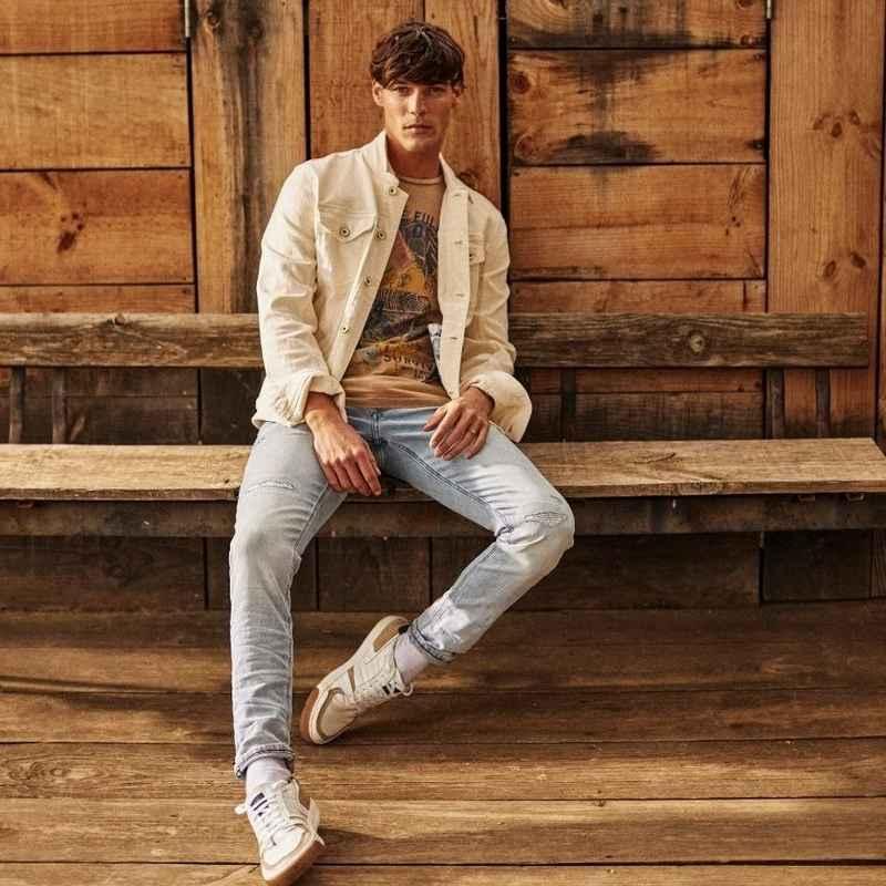 Salsa Jeans Herren Jeans