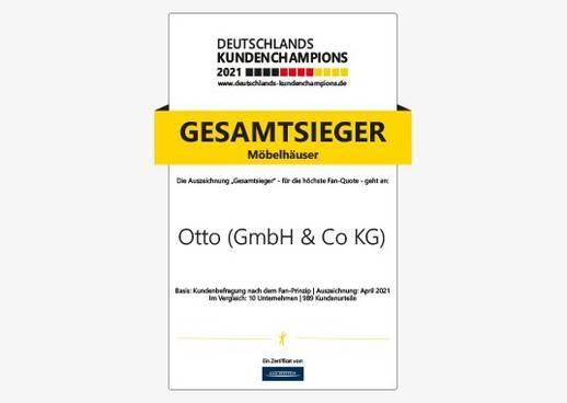 Deutschlands Kundenchampions 2021