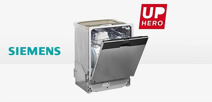 Uphero Geschirrspüler Siemens