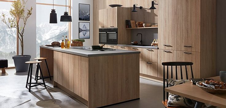 Küche Alpen Boutique –  9.399,00 €