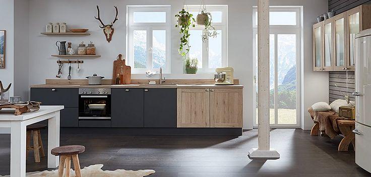 Küche Alpenküche –  4.499,00 €