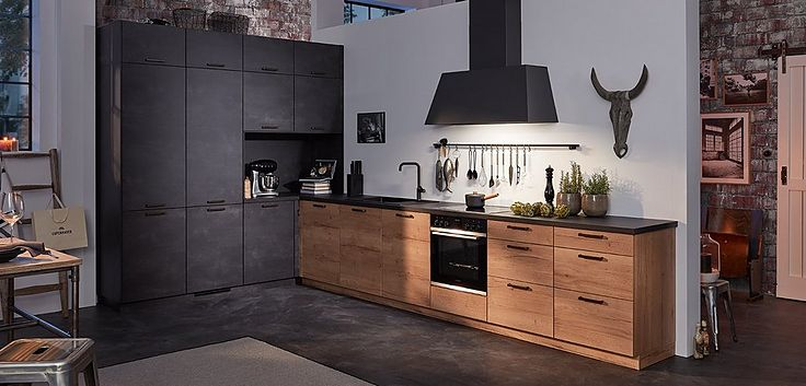 Küche Industrial Loft - 6.799,00 €