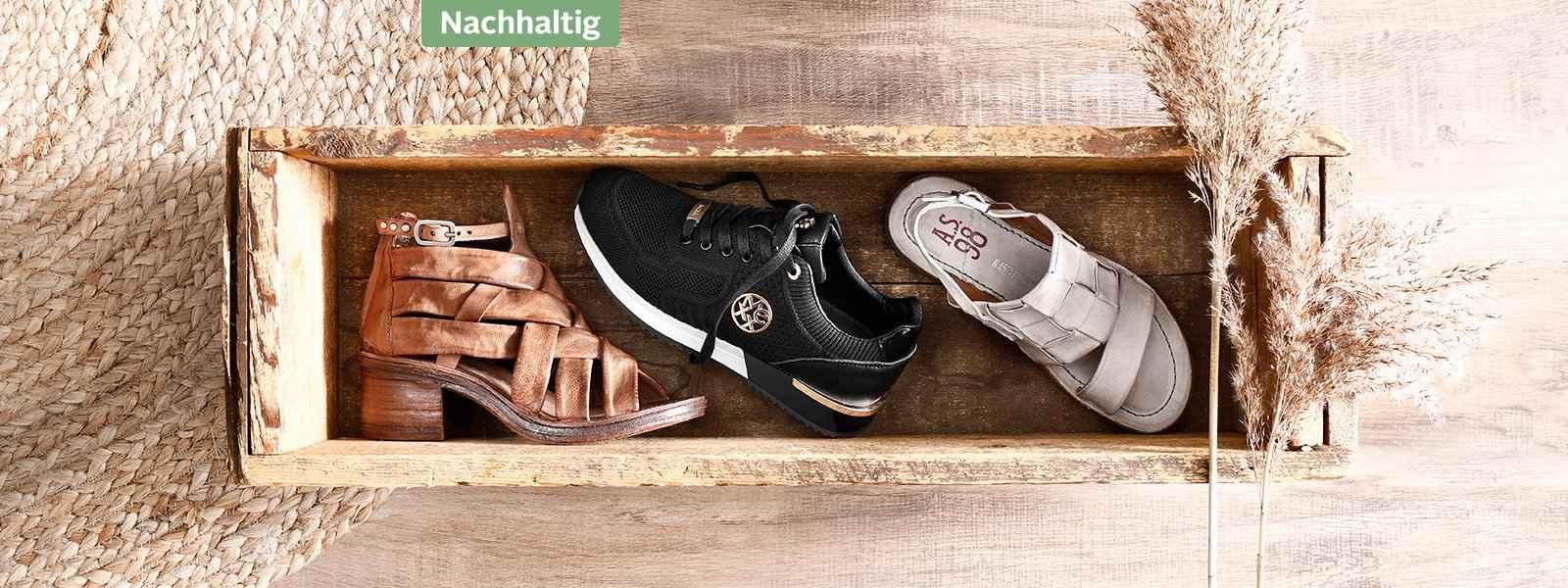 Must-Have: Nachhaltige Schuhe
