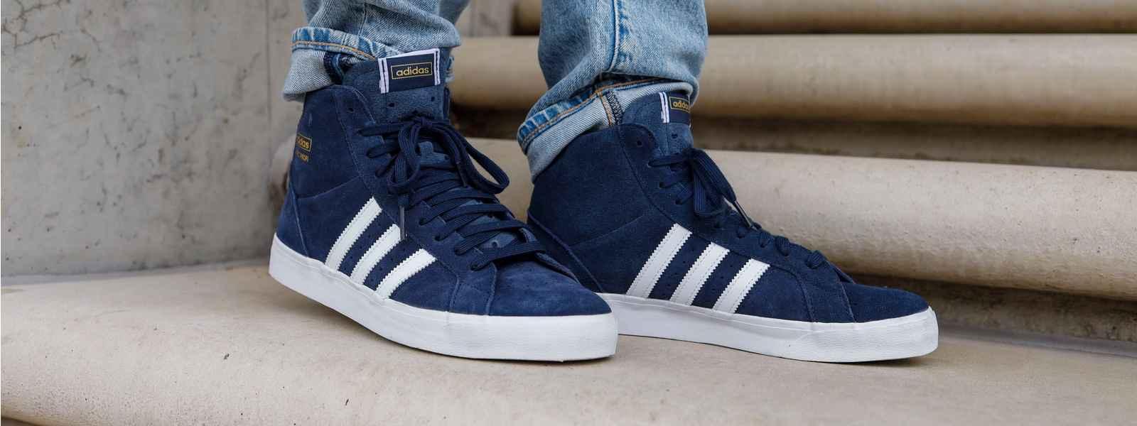 Herren-High-Top-Sneaker