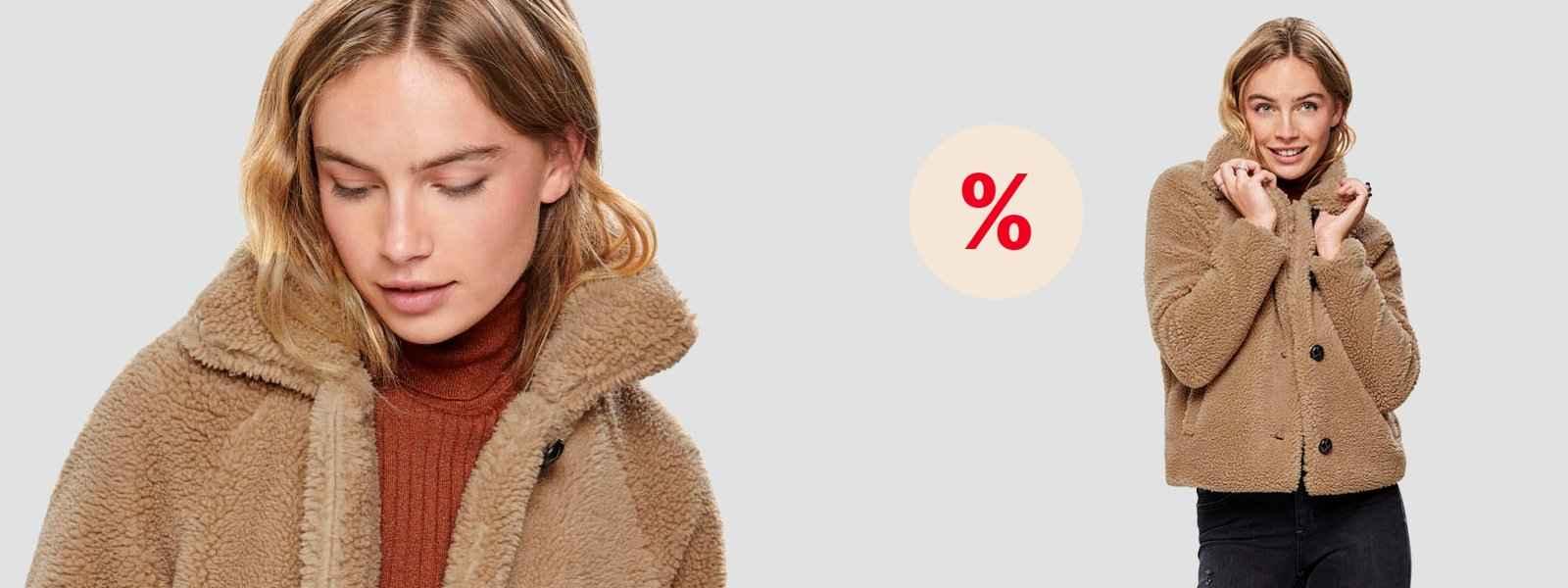 Damen-Jacken mind. 30% reduziert
