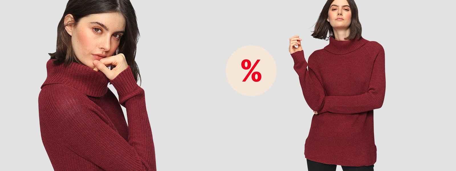 Damen-Pullover mind. 30% reduziert