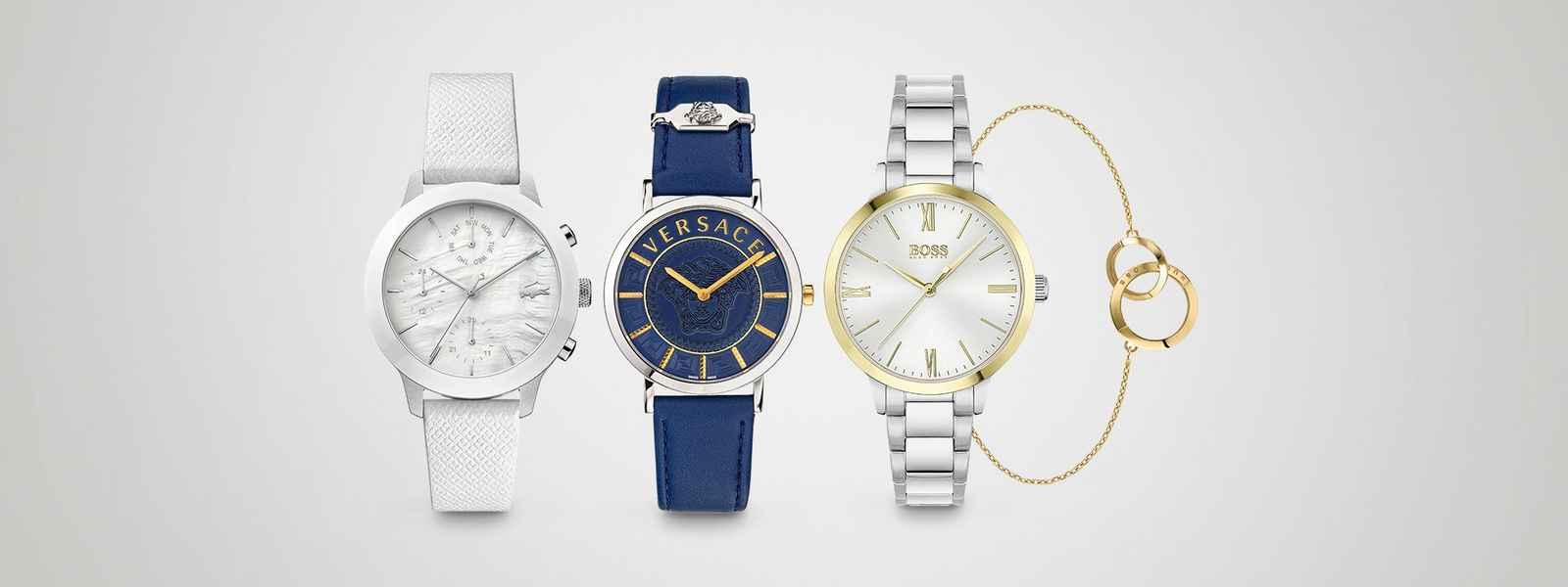 Damen-Uhren