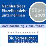 Nachhaltiges Unternehmen 2009