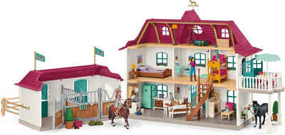 Schleich® Spielwelt »Horse Club, Lakeside Pferdehof (42551)«, Made in Europe
