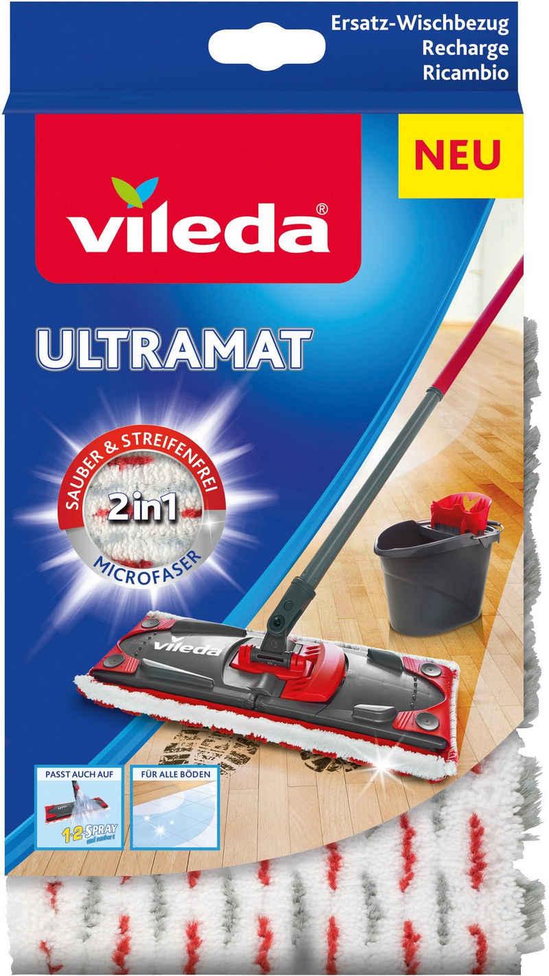 Vileda »Ultramat 2in1« Wischbezug (Mikrofaser, für ULTRAMAT 2in1 Systeme)