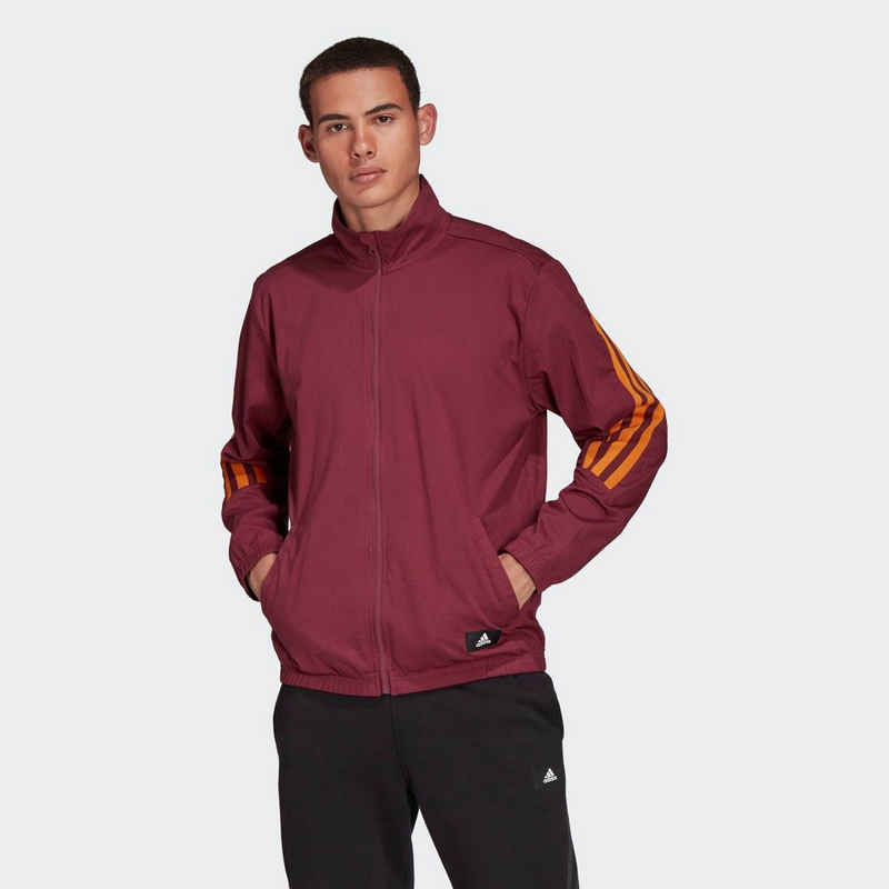 adidas Performance Trainingsanzug »adidas Sportswear Future Icons Woven Trainingsjacke«