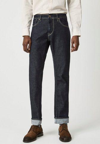 Pepe Jeans Pepe Džinsai Regular-fit-Jeans »CASH«