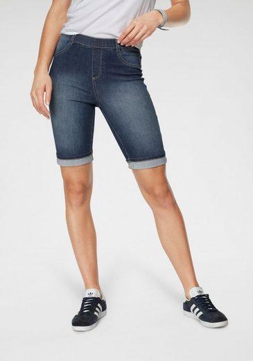 Arizona Jeansbermudas »Bi-Stretch - unendlich elastisch« High Waist