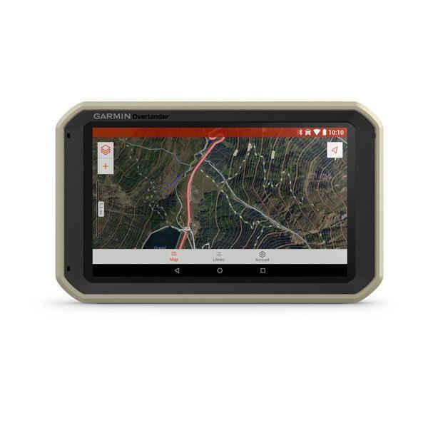 Garmin »Overlander« PKW-Navigationsgerät