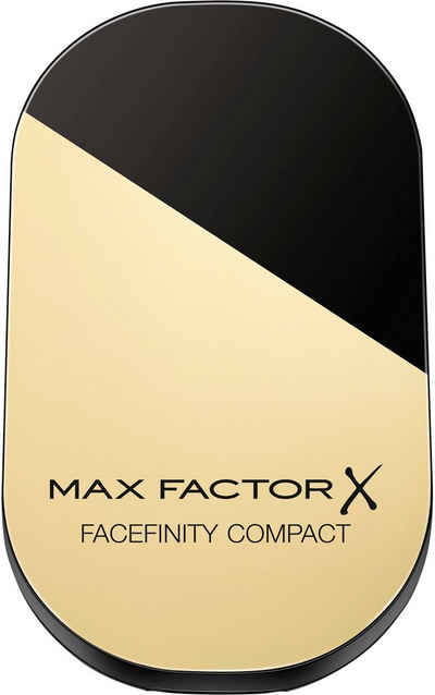MAX FACTOR Puder »Facefinity Compact Foundation Puder«