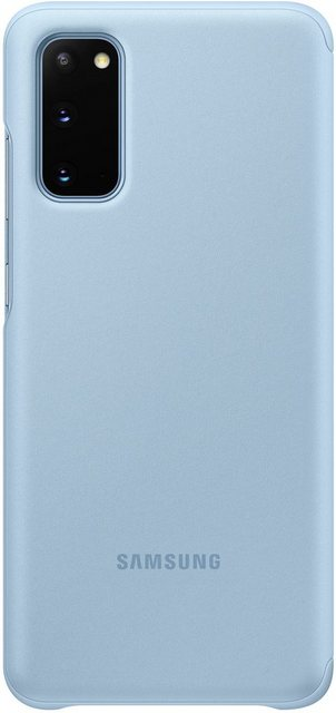 Samsung Smartphone-Hülle Clear View Cover EF-ZG980 Galaxy S20