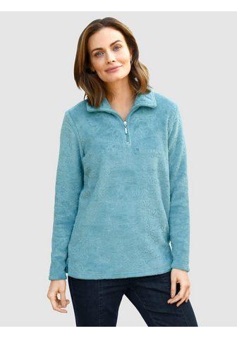 Paola Flisiniai marškinėliai su Troyerkragen...