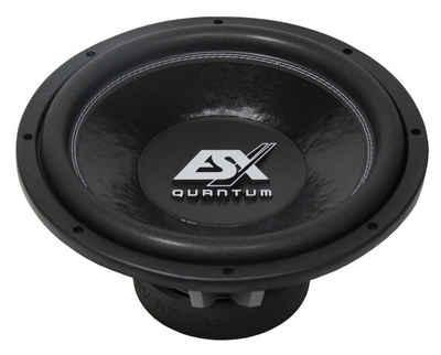 ESX Subwoofer (ESX QE1522/QE1524 Quantum - 38cm Subwoofer)