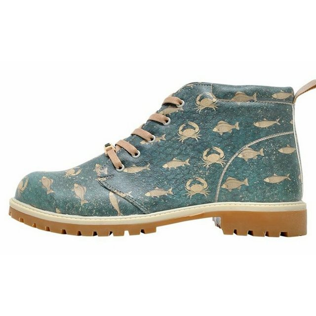 DOGO »Fauna« Bootsschuh Vegan | Schuhe > Bootsschuhe | DOGO