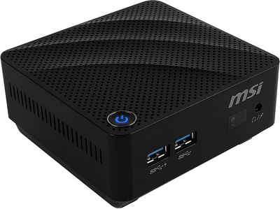 MSI MSI Cubi N 8GL-079DE Mini-PC, Intel Pentium Silver PC (Intel Pentium Silver N5000, 4 GB RAM, 64 GB SSD)