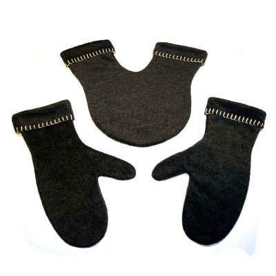 Radius Fleecehandschuhe »Handschuhe GLOVERS anthrazit«