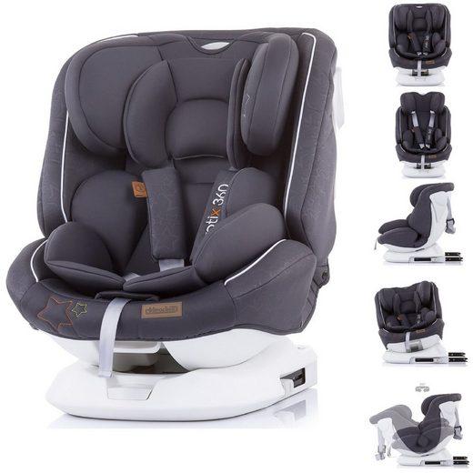 Chipolino Autokindersitz »Kindersitz Rotix Gruppe 0+/1/2/3«, 9.5 kg, (0 - 36 kg) mit Isofix, 5-Punkt-Gurt