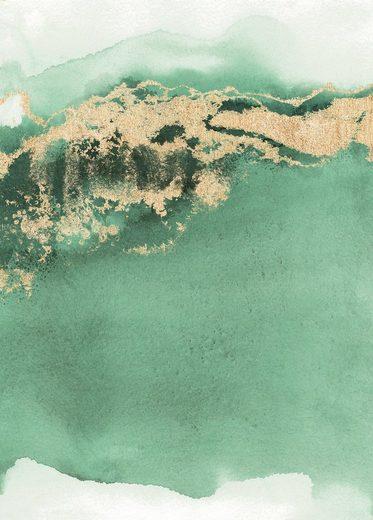 Komar Fototapete »Vliestapete Posh«, glatt, bedruckt, geblümt, floral, realistisch, 200 x 280 cm