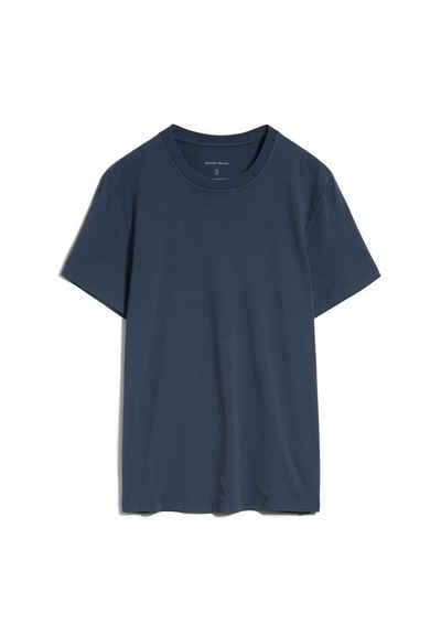 Armedangels Print-Shirt »AADO EARTHCOLORS® Herren T-Shirt aus Bio-Baumwolle« (1-tlg)