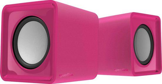 Speedlink TWOXO Stereo Speakers PC-Lautsprecher