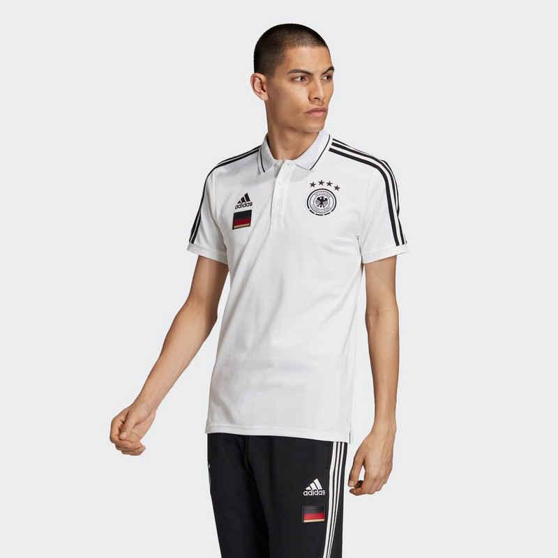adidas Performance Poloshirt »DFB 3-STREIFEN«