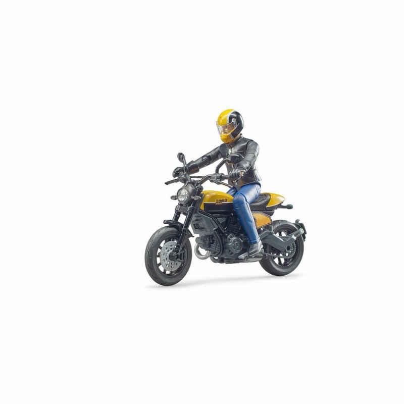 Bruder® Spielzeug-Motorrad »Scrambler Ducati Full Throttle«
