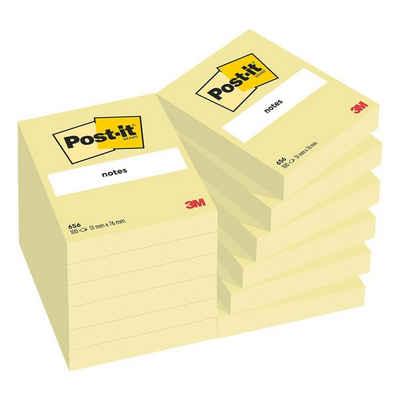 Post-it Notes Haftnotizblock »Notes 656«, 7,6x5,1 cm, wiederverwendbar
