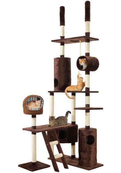 HEIM Kratzbaum »Wonderland«, BxTxH: 101x40x250-280 cm