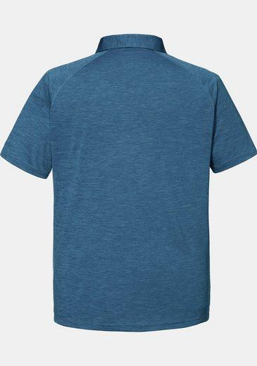 Schöffel Poloshirt »Polo Shirt Hocheck M«