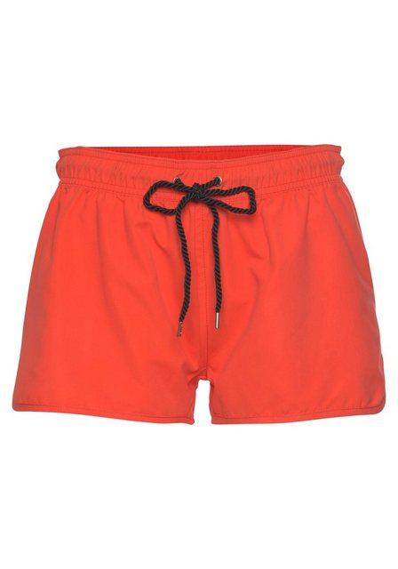 Hosen - Brunotti Shorts »GREENY« › orange  - Onlineshop OTTO