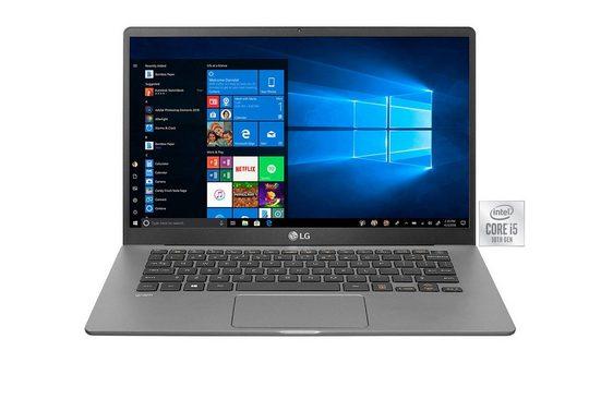 LG Gram 14Z90N Notebook (35,56 cm/14 Zoll, Intel Core i5, Iris Plus Graphics, 256 GB SSD)