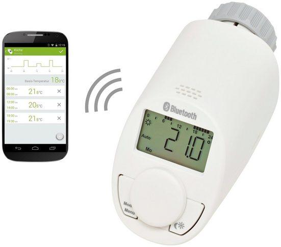 EQIVA Heizkörperthermostat »Bluetooth Smart Home«