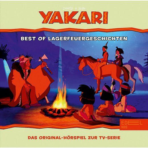 Edel Hörspiel »CD Yakari - Best of Lagerfeuergeschichten«