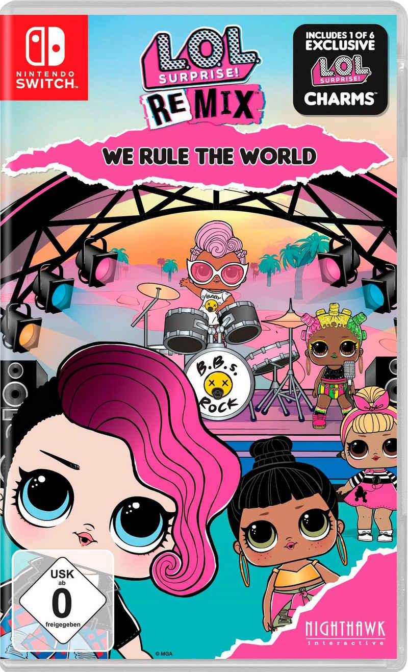 L.O.L. Surprise! Remix Edition: We Rule the World Nintendo Switch