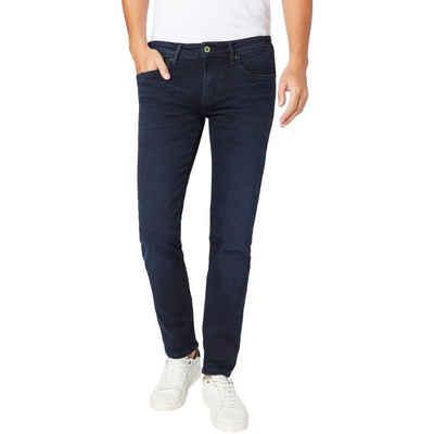 Pepe Jeans Slim-fit-Jeans »HATCH REGULAR WAIST« mit Stretch