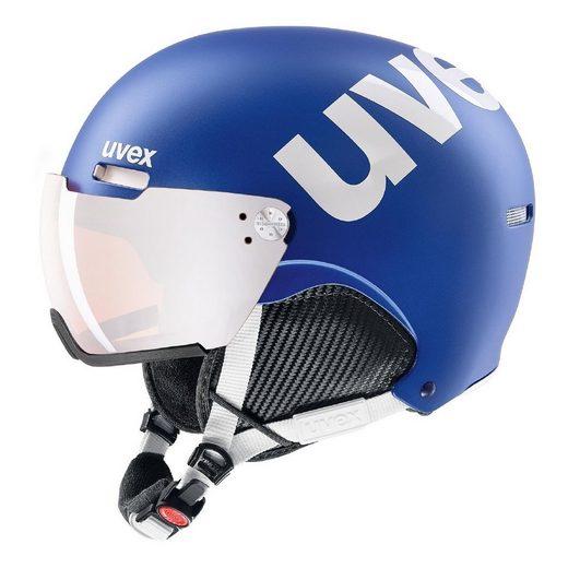 Uvex Skihelm »hlmt 500 visor«