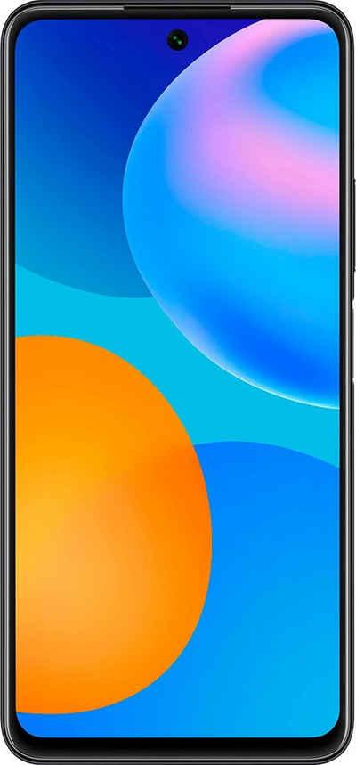 Huawei P smart 2021 Smartphone (16,9 cm/6,67 Zoll, 128 GB Speicherplatz, 48 MP Kamera, 24 Monate Herstellergarantie)