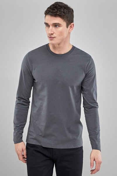 Next T-Shirt »Rundhalsshirt – Regular Fit« (1-tlg)