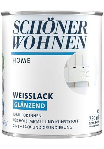 SCHÖNER WOHNEN-Kollektion Gražus WOHNEN-Kollektion Weißlack »Hom...