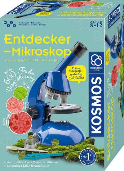 Kosmos Experimentierkasten »Entdecker-Mikroskop«